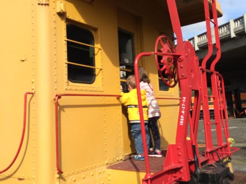 Day Trip: Oregon Rail HeritageCenter