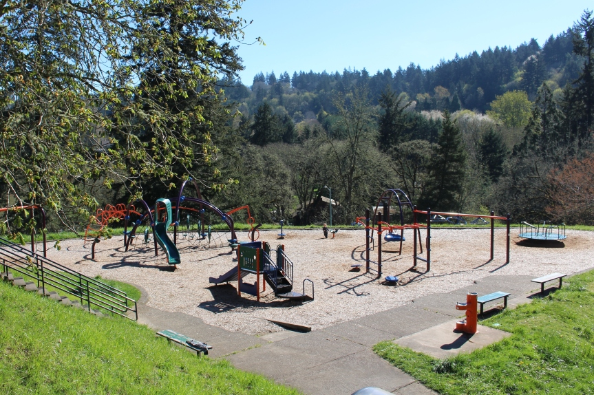 Parks and Playgrounds: NelsonPark