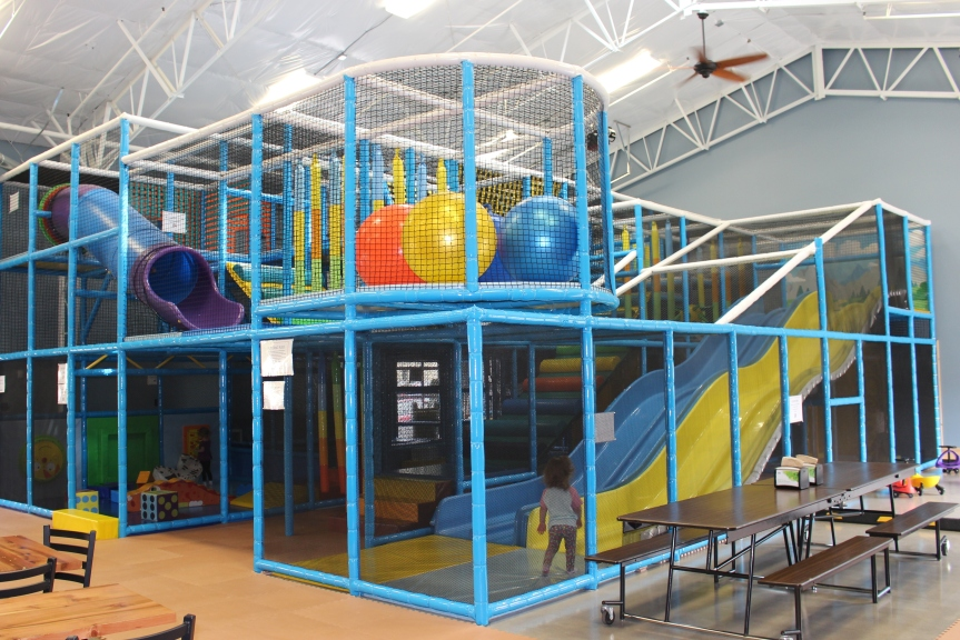 Day Trip: Wippersnappers! The New Indoor Playground in Sandy, Oregon.