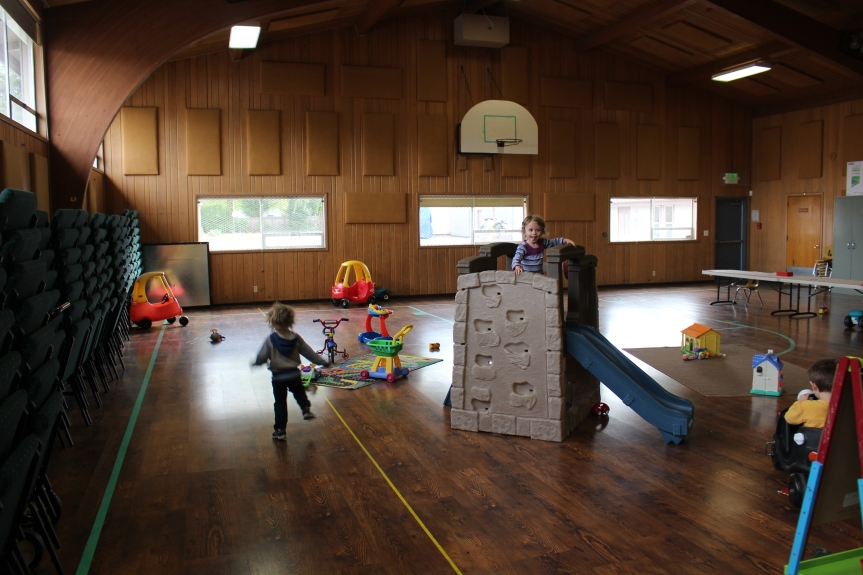 Featured Event: FREE Safe Haven Indoor Park Play at Oak Park Community Church