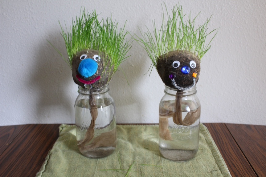 Oregon Ag Fest Craft: A Farmer's Dirt Baby