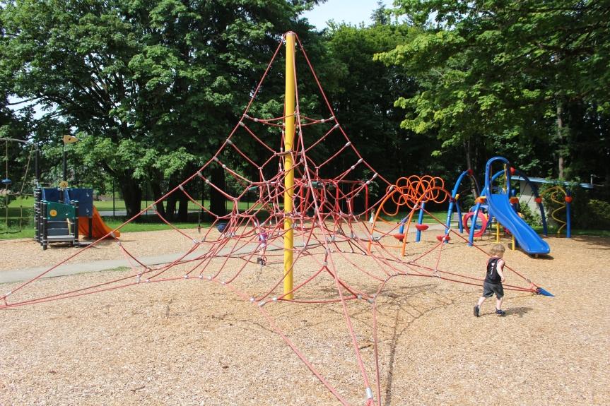 Parks & Playgrounds: Fairmount Park –Salem