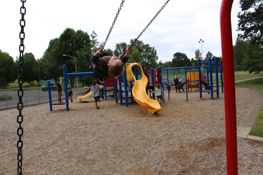 Parks & Playgrounds: Orchard Heights Park