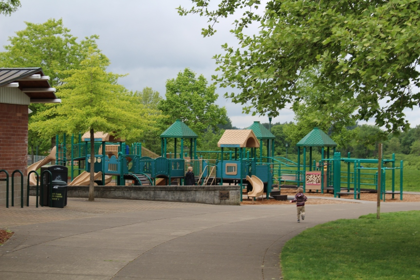 Parks & Playgrounds: Salem's Riverfront Park Playground