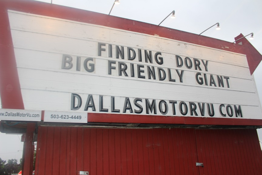 Movies Under the Stars: The Dallas Motor VUDrive-In