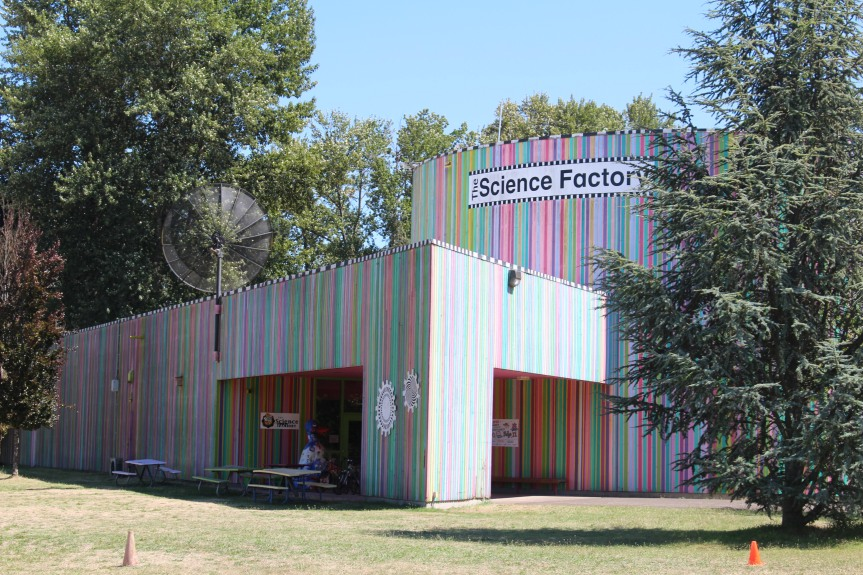 Day Trip: The Science Factory Children's Museum and ExplorationDome