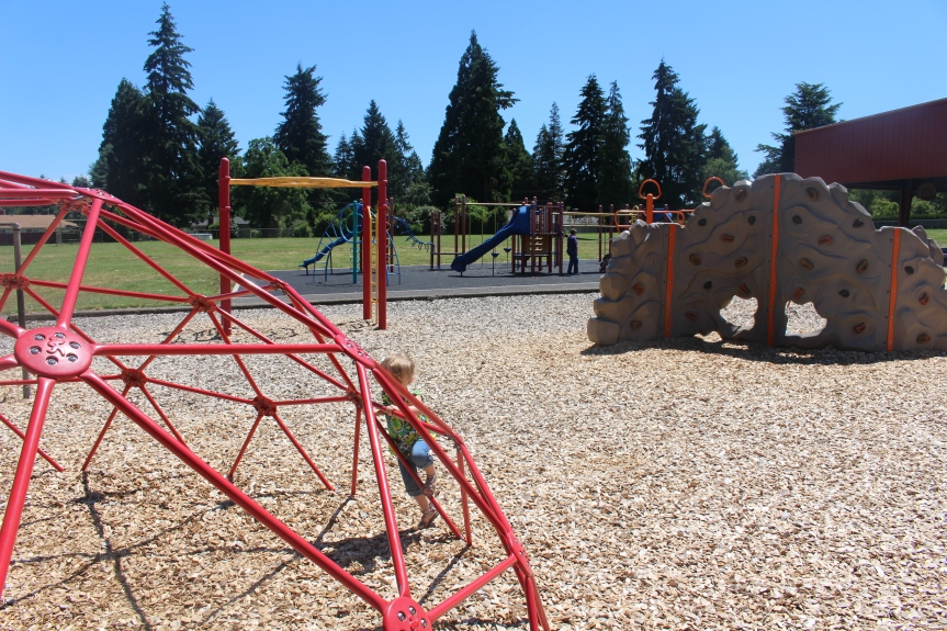 School Playgrounds: Wright Elementary
