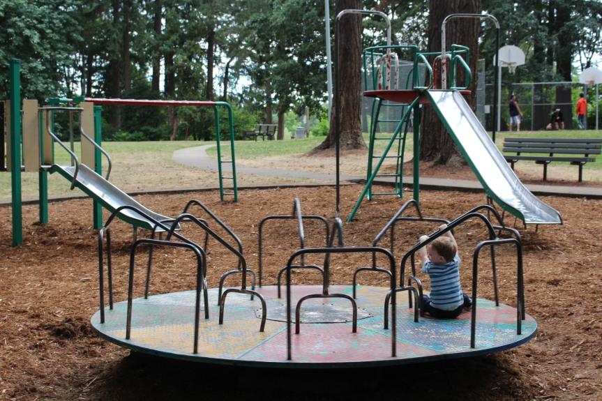Parks & Playgrounds: FircrestPark
