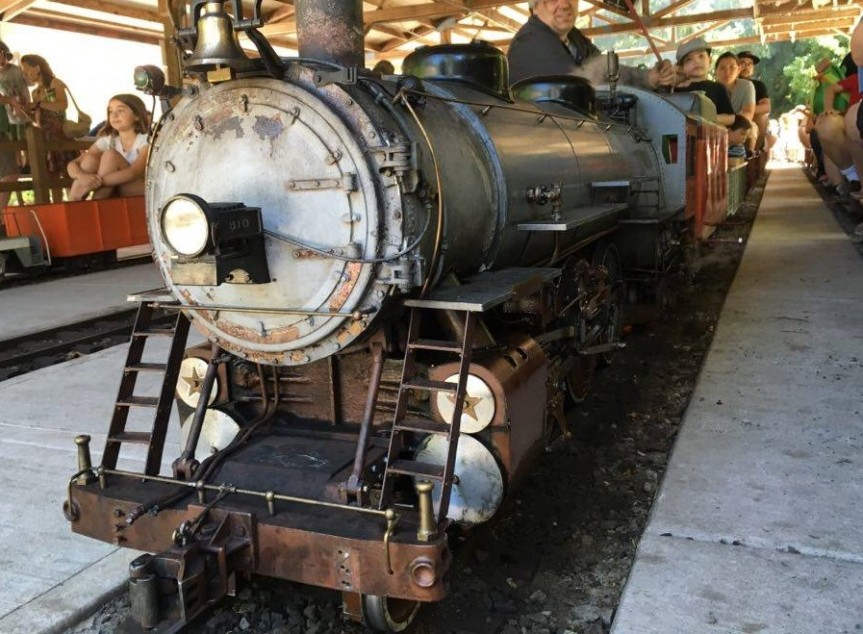 Day Trip: All Aboard the Pacific Northwest Live Steamers at the Molalla Train Park!