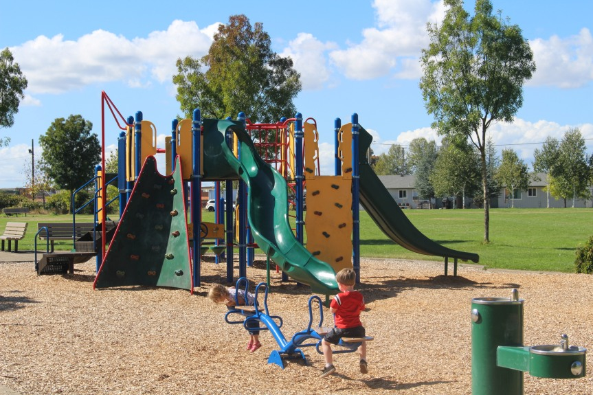 Parks & Playgrounds: Weathers Street Park