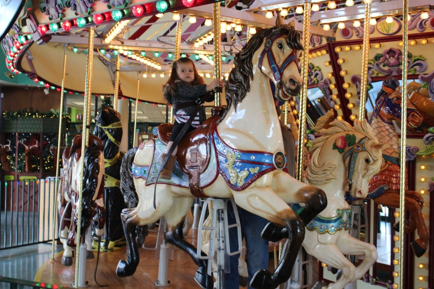 Music, Motion, Horses, Magic: Salem's Riverfront Carousel