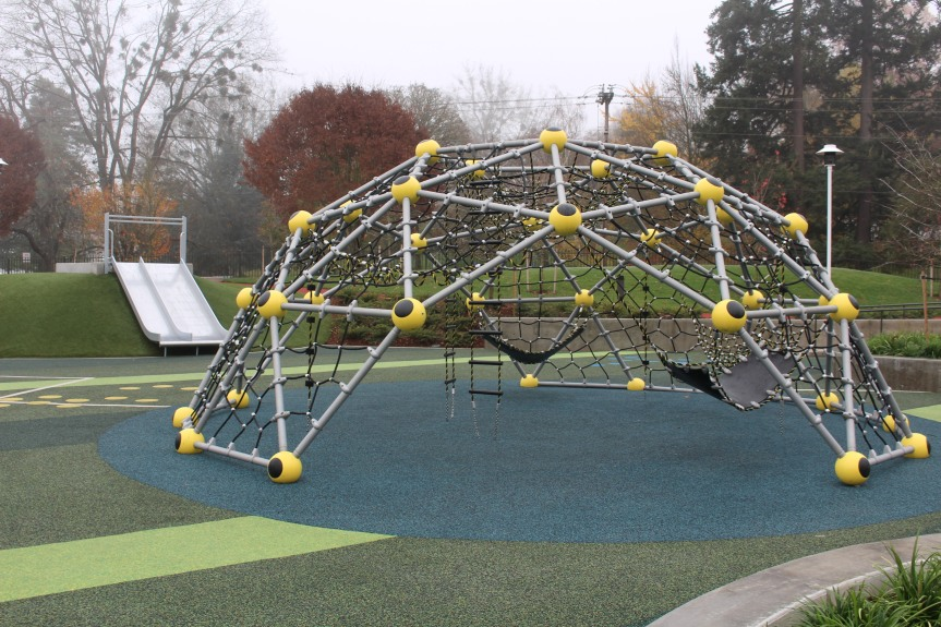 Salem Health's New Therapy & Community Play Area: The Let's All Play Place