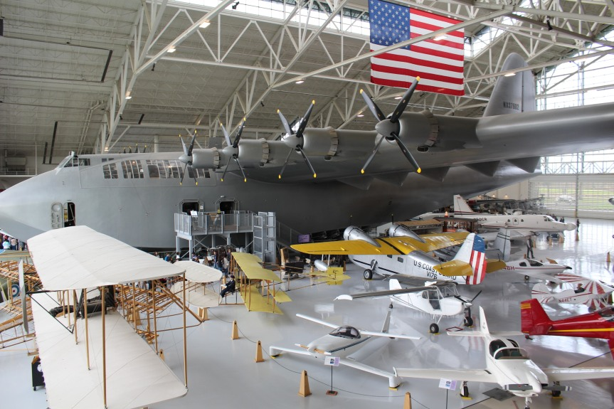 Day Trip: Evergreen Aviation & Space Museum- McMinnville