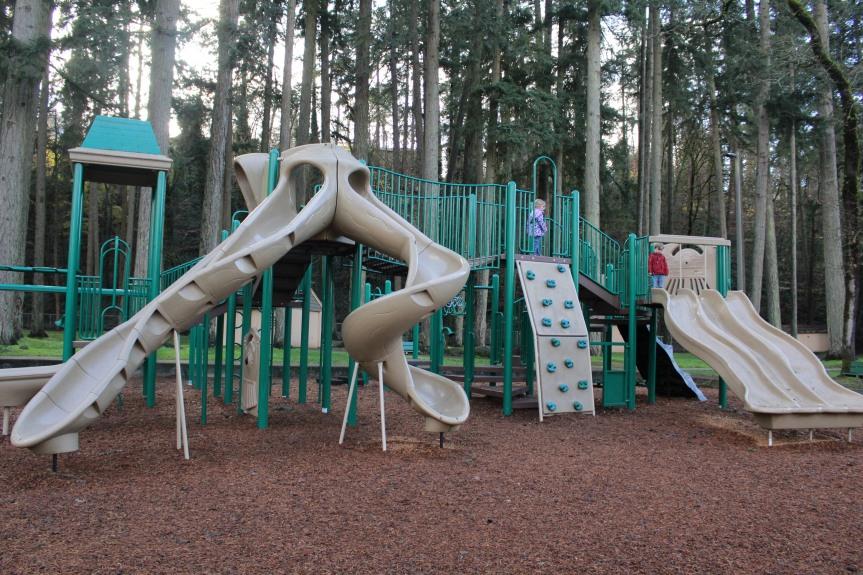 Parks & Playgrounds: Coolidge-McClaine Park inSilverton
