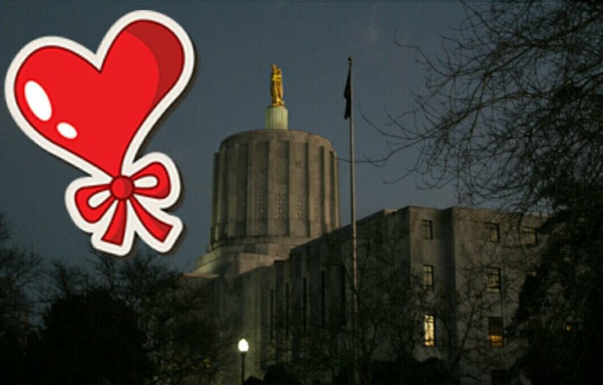 Valentine's Special: Family-Friendly Fun in (and around) Salem,Oregon!
