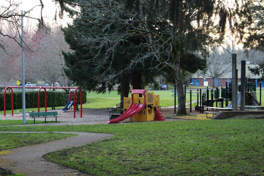 Parks & Playgrounds: Sumpter Park